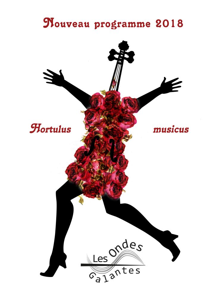 Image Hortulus musicus, programme 2018